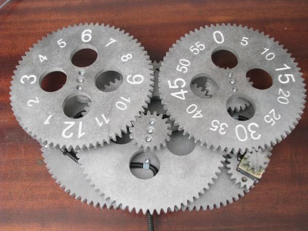 Orologio a CNC
